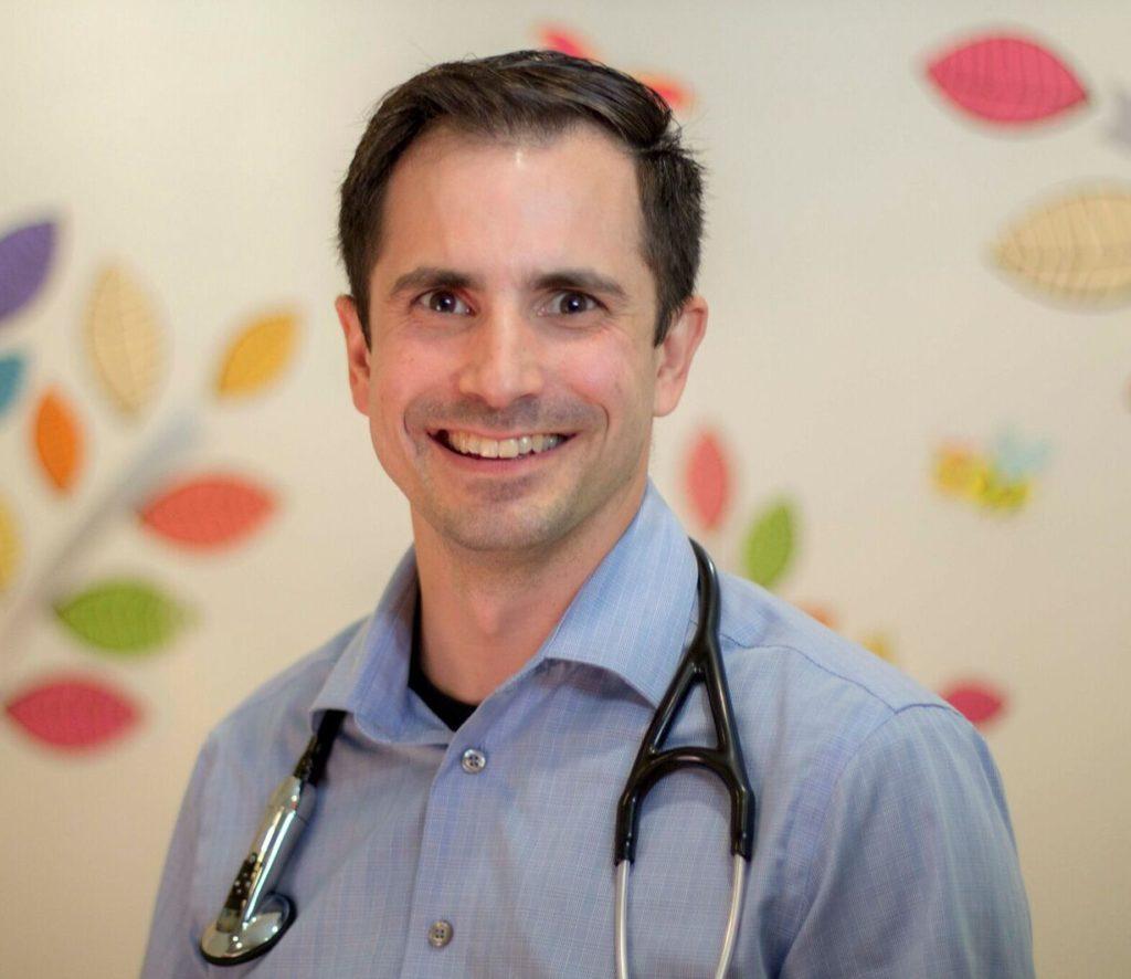 Blake Barnes – Tiger Pediatrics